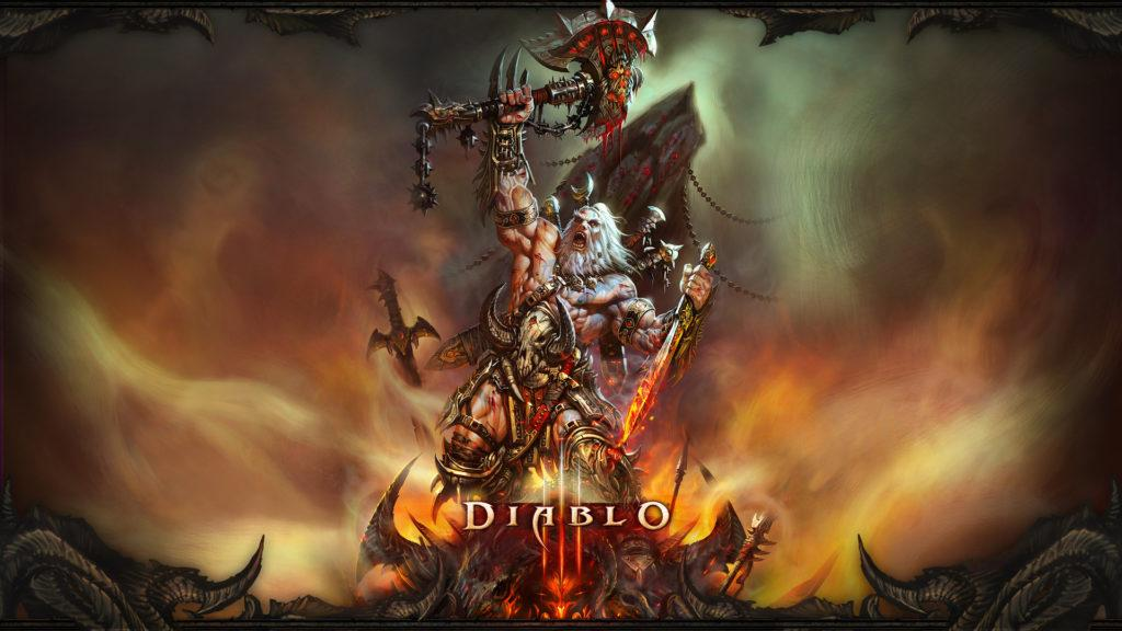 Diablo III анонимно