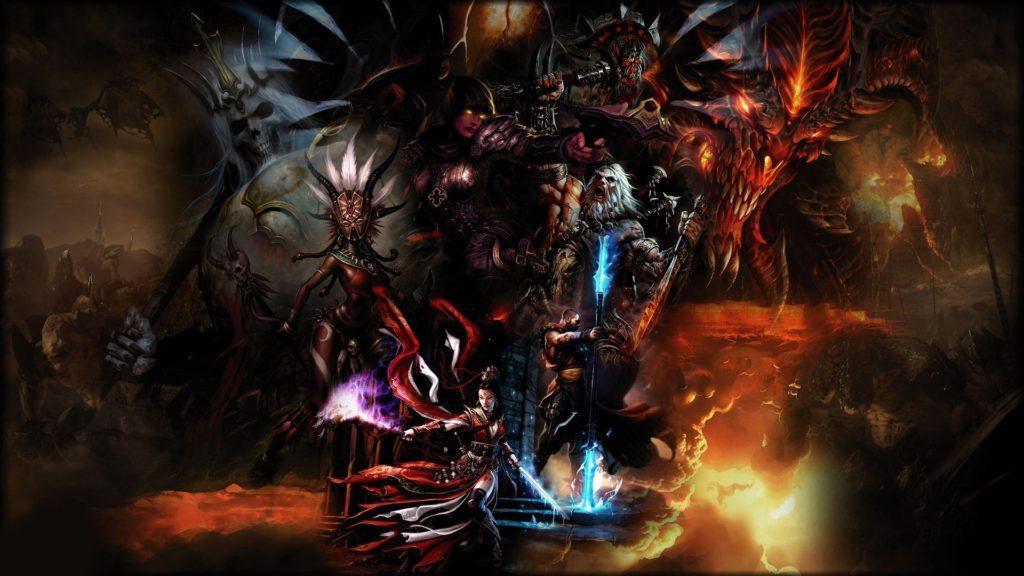 Diablo III в хорошем качестве